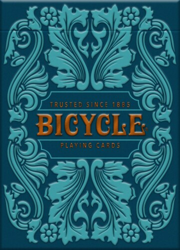 Bicycle® Sea King Playing Cards Perspective: front