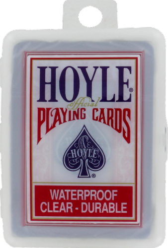 Hoyle® Waterproof Playing Cards Perspective: front