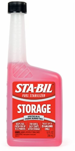 Sta-Bil Fuel Stabilizer - 10 Ounce Perspective: front