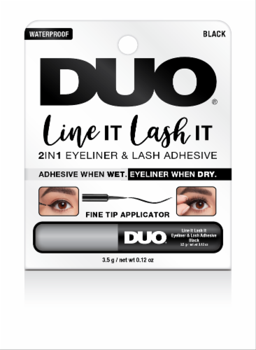 Duo Line It Lash It Eyeliner & Lash Adhesive Perspective: front