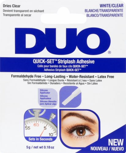 Duo Quick-Set Lash Adhesive Perspective: front