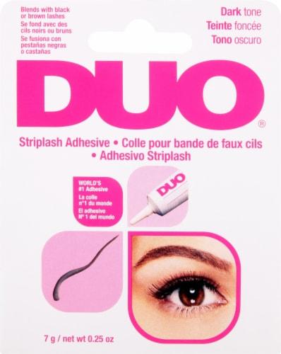 Duo Dark Tone Eyelash Adhesive Perspective: front