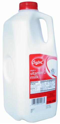 Central Vitamin D Milk Perspective: front