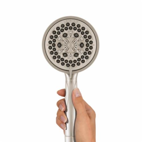 Waterpik® PowerPulse Handheld Shower Head Perspective: front