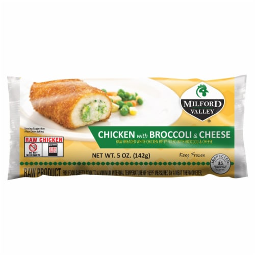 Milford Valley Chicken With Broccoli & Cheese Perspective: front