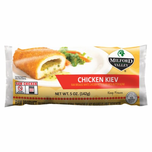 Millford Valley Chicken Kiev Perspective: front