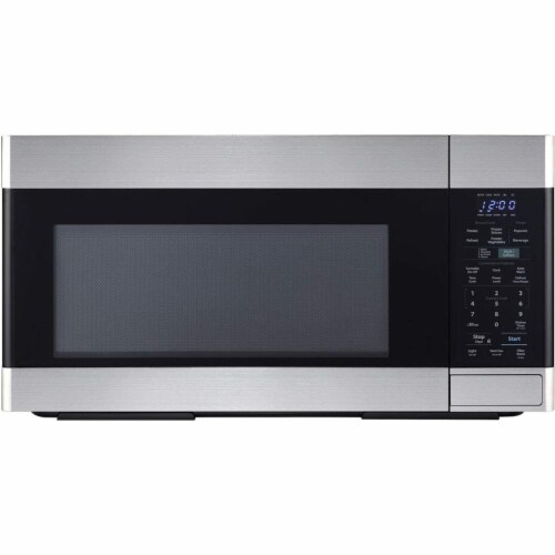 Sharp SMO1652DS 1.6 cu. ft. Capacity Microwave Oven Perspective: front