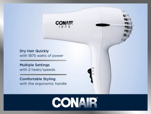 Conair Mid-Size Styler Hair Dryer Perspective: front