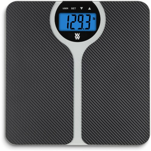 Weight Watchers Digital BMI Precision Scale Perspective: front