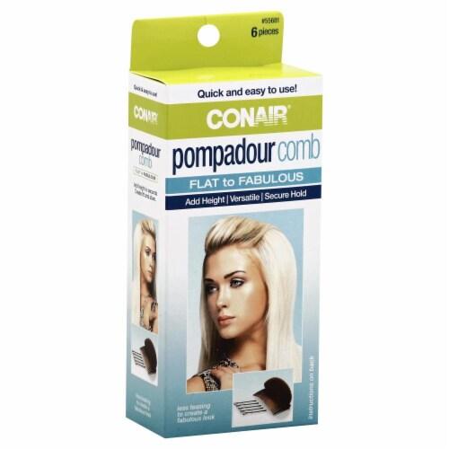 Conair Pompadour Comb Kit Perspective: front