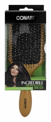 Conair Incredible Detangling Hair Brush Perspective: front