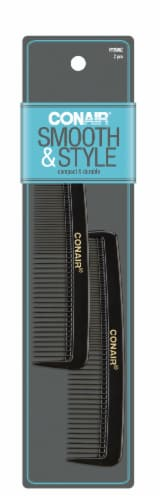 Conair Styling Essentials Compact Size Combs Perspective: front