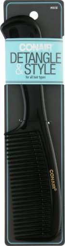 Conair Detangle & Style Comb Perspective: front
