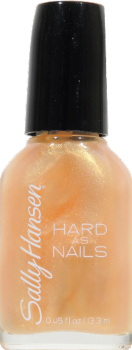 Sally Hansen Hard Nails Cold as Ice Perspective: front
