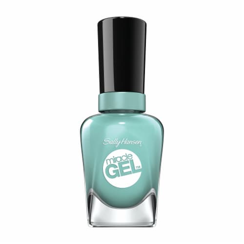 Sally Hansen Miracle Gel 720 Mintage Nail Polish Perspective: front