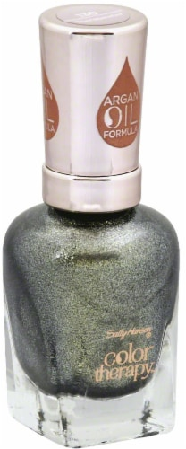 Sally Hansen Color Therapy Argan Oil Formula Nail Polish Perspective: front