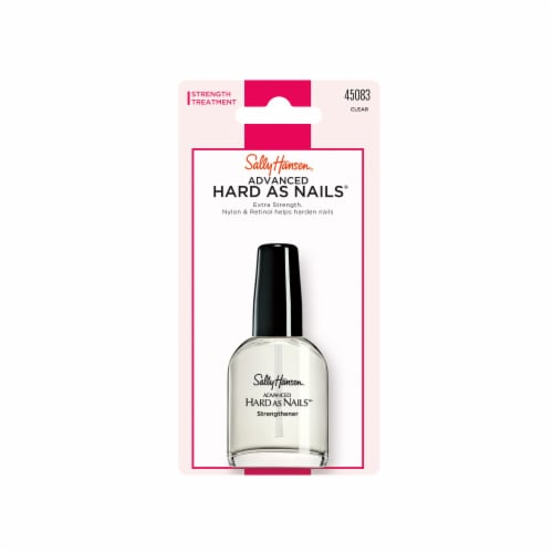 Sally Hansen Advanced Hard as Nails Strength Treatment Perspective: front