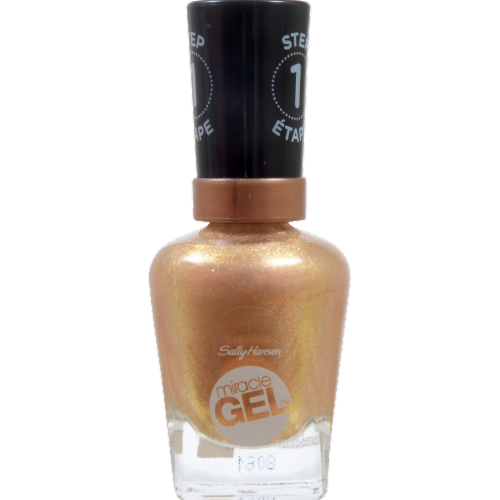 Sally Hansen Miracle Gel Shhhh-Immer Nail Color Perspective: front