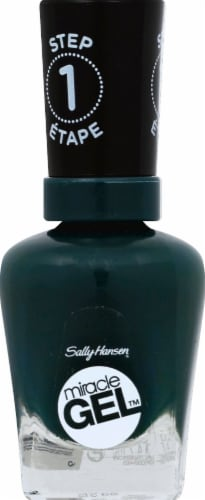 Sally Hansen Miracle Gel Jealous Boyfriend Nail Color Perspective: front
