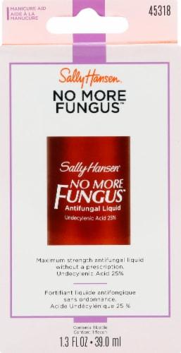 Sally Hansen No More Fungus Antifungul Liquid Perspective: front