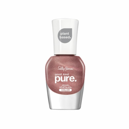 Sally Hansen Good Kind Pure Golden Quartz Vegan Nail Polish Perspective: front