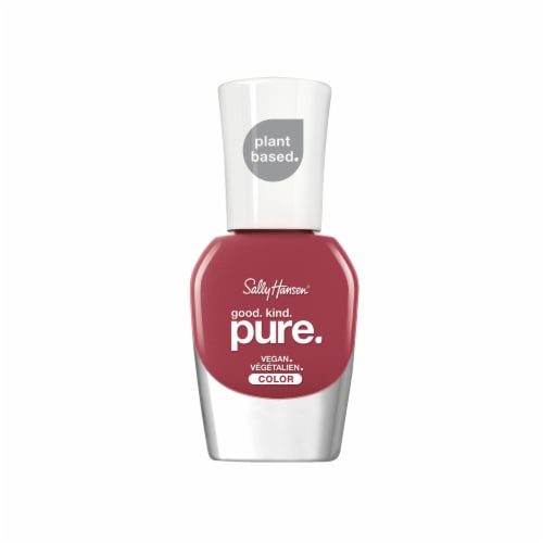 Sally Hansen Good Kind Pure Eco-Rose Vegan Nail Polish Perspective: front