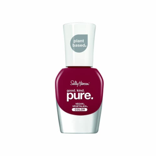 Sally Hansen Good Kind Pure Cherry Amore Vegan Nail Polish Perspective: front