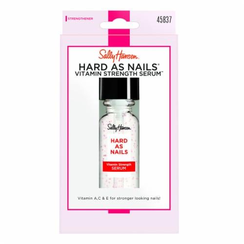 Sally Hansen Hard as Nails Vitamin Strength Serum Perspective: front