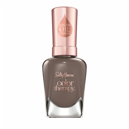 Sally Hansen Color Therapy Slate Escape Nail Polish Perspective: front