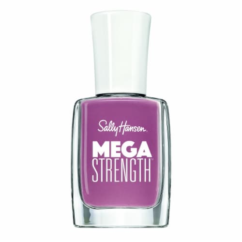 Sally Hansen Mega Strength 030 Shero Nail Color Perspective: front