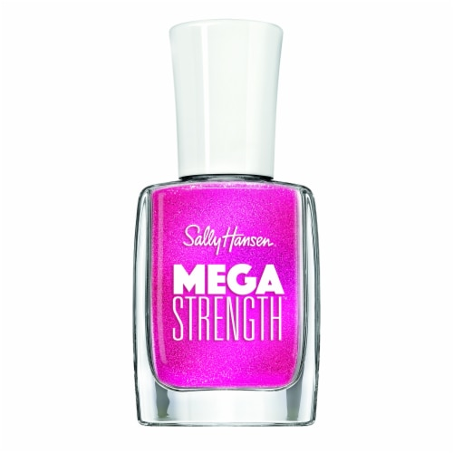 Sally Hansen Mega Strength Make Her Story Nail Color Perspective: front