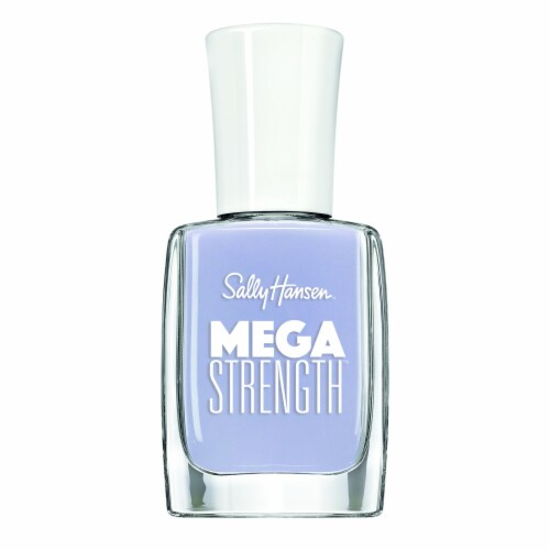 Sally Hansen Mega Strength 062 Be Iconic Nail Color Perspective: front