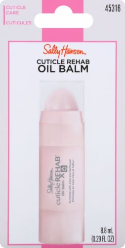 Sally Hansen Cuticle Rehab Oil Balm Perspective: front