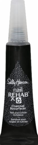 Sally Hansen Nail Rehab Charcoal Resurfacer Perspective: front
