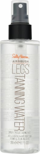 Sally Hansen Airbrush Legs Tanning Water Spray-On Self Tanning Mist Perspective: front