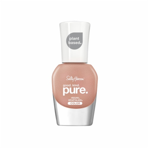 Sally Hansen Good Kind Pure Honey Harmony Nail Color Perspective: front