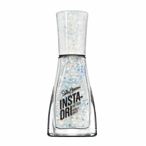 Sally Hansen Insta-Dri Twinkle Twinkle Nail Color Perspective: front