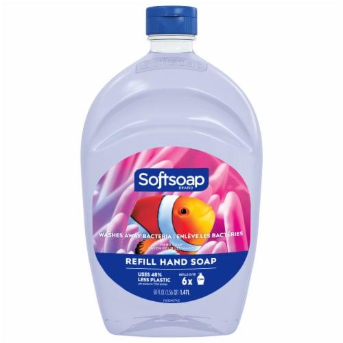 Softsoap Aquarium Liquid Hand Wash Perspective: front
