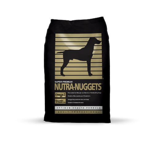 Nutra-Nuggets Professional Formula Dog Food Perspective: front