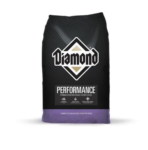 Diamond Natural Performance Dog Food Perspective: front