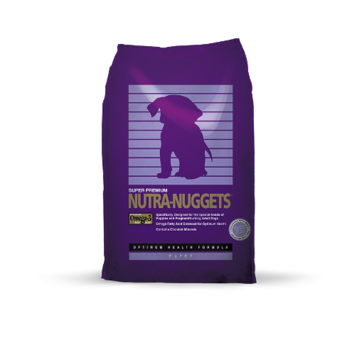 Nutra-Nuggets Professional Formula Puppy Food Perspective: front
