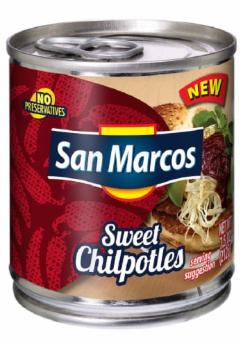 San Marcos Sweet Chilpotles Perspective: front