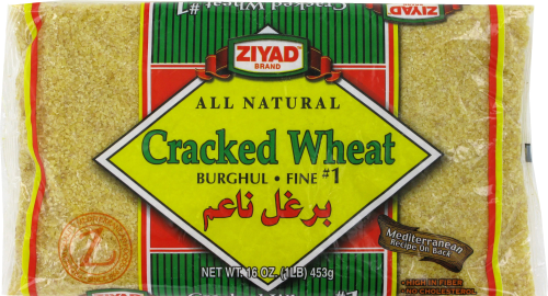 Ziyad Cracked Wheat Perspective: front