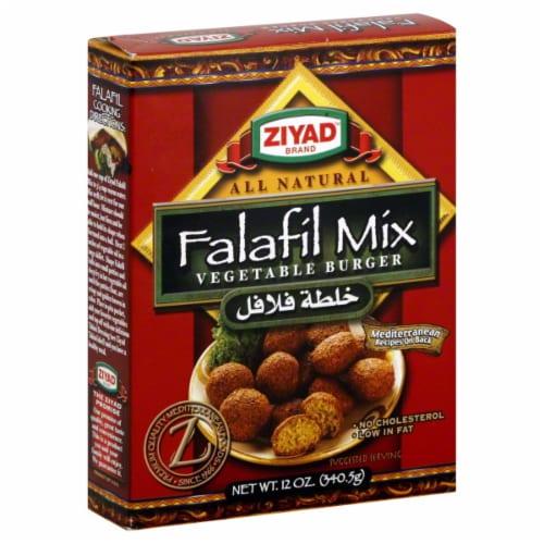 Ziyad Falafel Mix Perspective: front