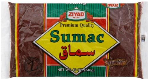 Ziyad Sumac Powder Perspective: front