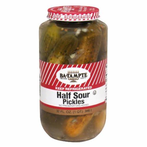 Batampte Half Sour Pickles Perspective: front