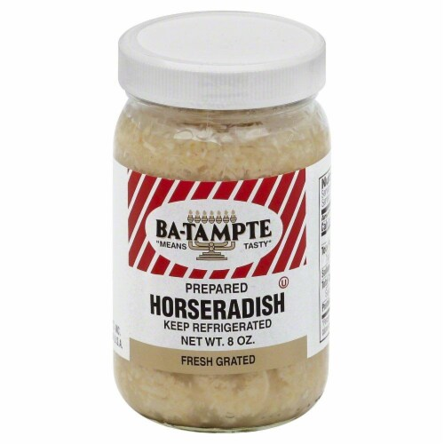 Ba-Tampte White Horseradish Perspective: front