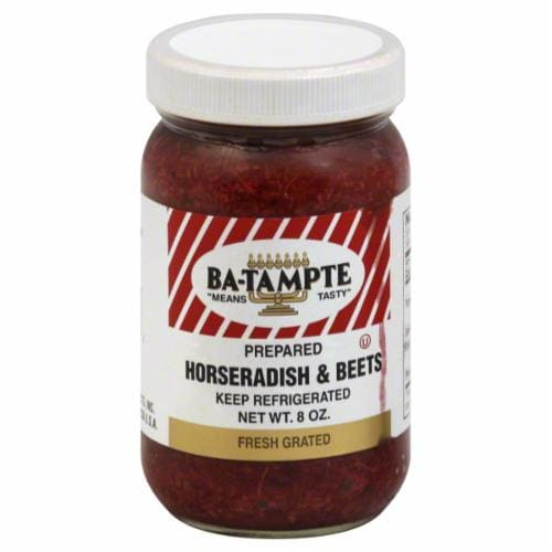 Ba-Tampte Red Horseradish & Beets Perspective: front