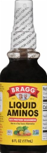 Bragg Liquid Aminos Seasoning Spray Perspective: front