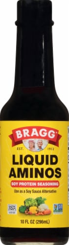 Bragg Liquid All Purpose Aminos Perspective: front